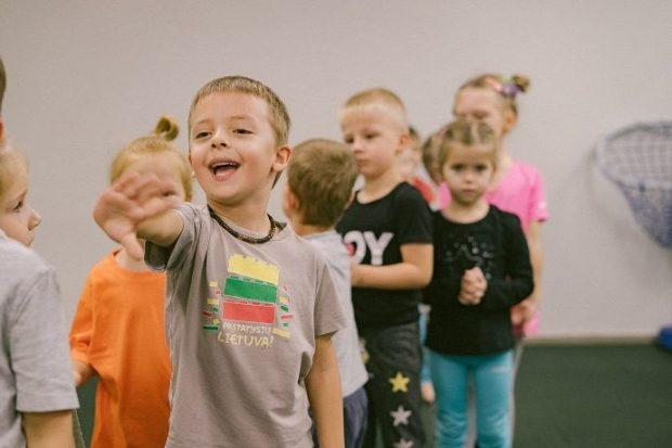 Užsiėmimai vaikams Kaune I Vaikų sporto centasI Fizinis aktyvumas