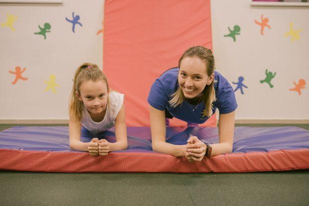 Uzsiemimai vaikams, asmeniniai, teipavimas, masazai Strakaliukas vaiku sporto centras
