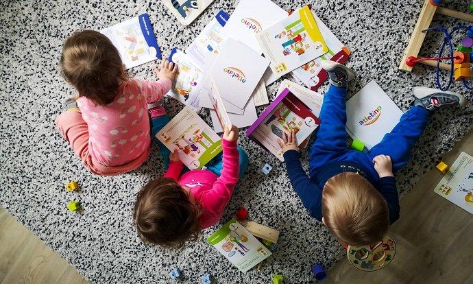 edukaciniais žaidimais vaikams sportas vaikams Atletino užsiėmimai vaikams bureliai vaikams Kaune